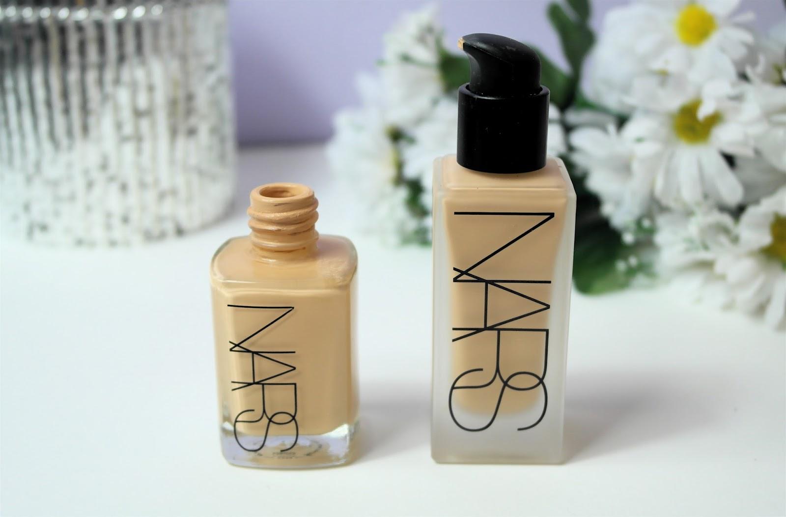 Die Foundation Sheer Glow von NARS. Ist das das beste Kosmetikprodukt, das ich je hatte?