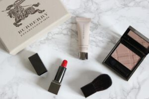 Das mag ich! Kosmetikset Burberry Beauty Box