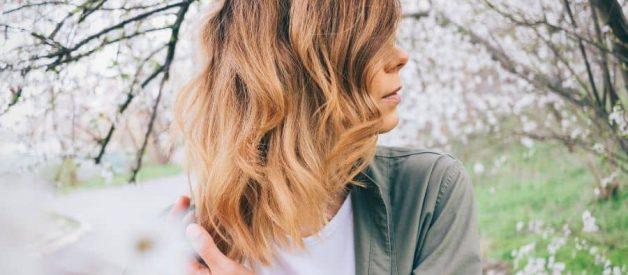 Haare richtig pflegen – meine Haarpflegeroutine am Abend