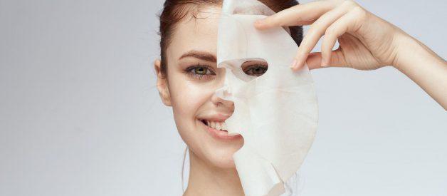 Wie sollten Sheet-Masken nicht aufgetragen werden?
