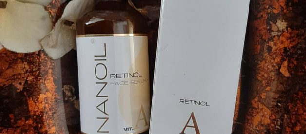 Nanoil empfohlenes Gesichtsserum mit Retinol
